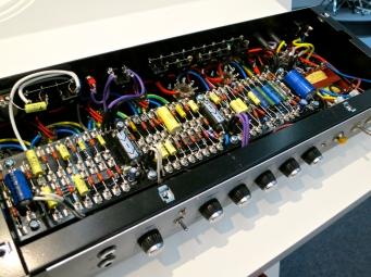 MM2015 – Marshall Astoria electronics wiring