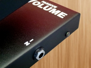 Morley M2 Passive Volume – input