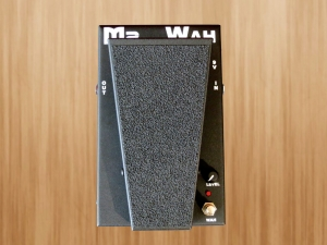 Morley M2 Wah – top view