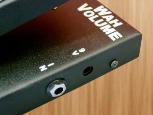 Morley M2 Wah Volume – input