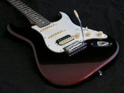 Fender Am Std Stratocaster HSS Shawbucker – body beauty 2