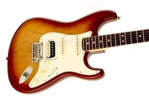 Fender Am Std Stratocaster HSS Shawbucker