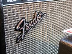 Fuzz 2015 – Blackface Fender amp