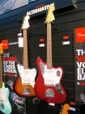 Fuzz 2015 – Fender Roadworn Jazzmaster + Jaguar