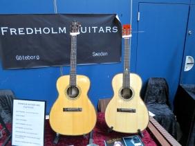 Fuzz 2015 – Fredholm Guitars