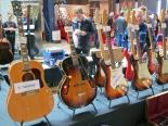 Fuzz 2015 – more vintage Gibson + Fender
