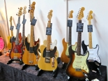 Fuzz 2015 – old, old Fenders