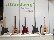 Fuzz 2015 – Strandberg Guitars