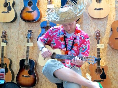 Fuzz 2015 – summer, sun & ukulele