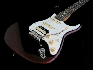 Fender Am Std Stratocaster HSS Shawbucker – body beauty 1