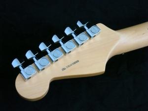 Fender Am Std Stratocaster HSS Shawbucker – tuners