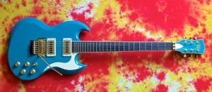 Halla Custom Instruments SG – teaser 1