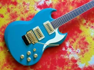 Halla Custom Instruments SG – teaser 2