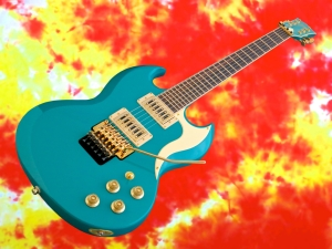 Halla Custom SG – beauty shot 1