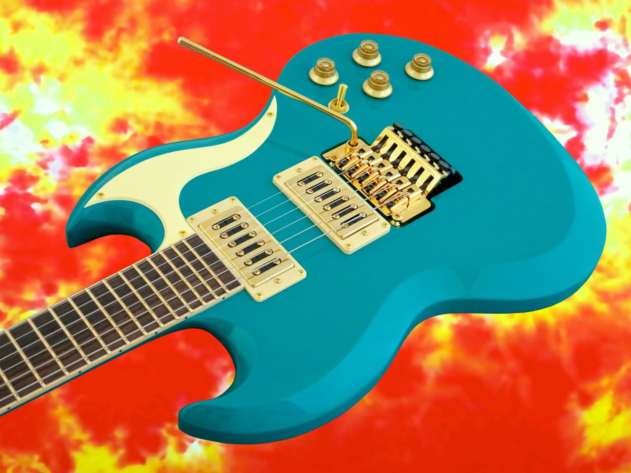 Review: Halla Custom Instruments SG-Style | Kitarablogi com