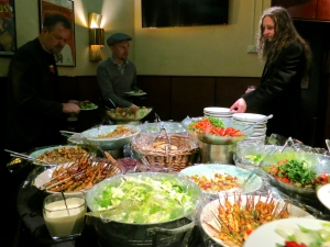 Ruokangas 20th – buffet 2