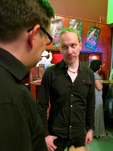 Ruokangas 20th – Mika in conversation