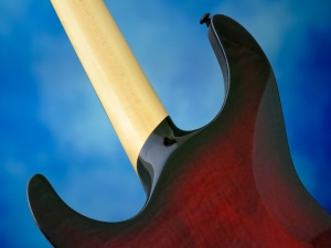 ESP LTD MM-30 – neck joint