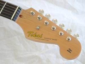Tokai Classic ST – headstock