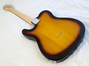 Tokai Classic TE – back beauty 2