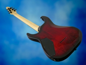 ESP LTD MM-30 – back beauty