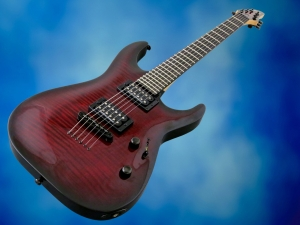 ESP LTD MM-30 – beauty shot 1
