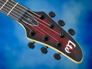 ESP LTD MM-30 – headstock