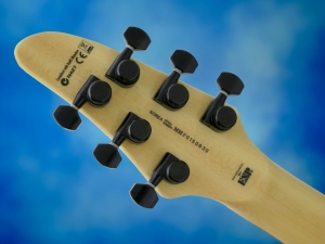 ESP LTD MM-30 – locking tuners