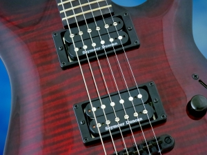 ESP LTD MM-30 – pickups