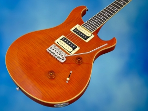 PRS SE Custom 24 30th Ann – body beauty 1