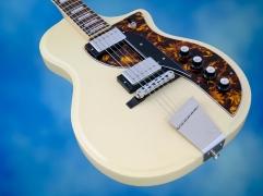 Rautia Guitars Dual Tone Style – body beauty 2