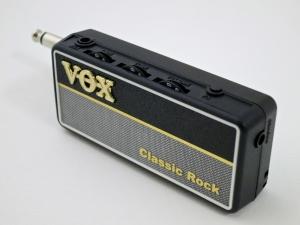 Vox AmPlug2 Classic Rock – angle 1