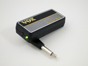 Vox AmPlug2 Classic Rock – angle 2 with status light