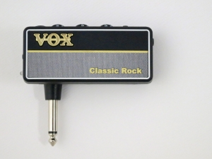 Vox AmPlug2 Classic Rock – full front