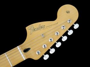 Fender Jimi Hendrix Stratocaster – headstock