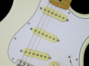 Fender Jimi Hendrix Stratocaster – pickups