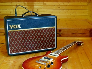 Vox AC10C1 – with guitar 1