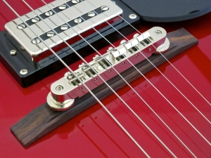 Gretsch Streamliner G2420T – Adjustomatic bridge