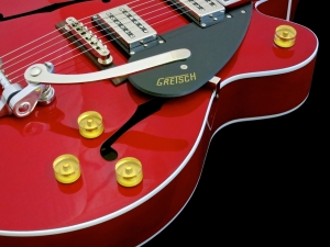 Gretsch Streamliner G2420T – controls