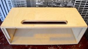 Bluetone Crossroad – amp cabinet 1