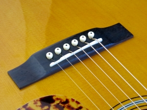 Tanglewood TW40D-AN-E – bridge