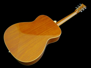 Tanglewood TW40O-AN-E – back beauty
