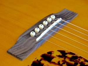 Tanglewood TW40O-AN-E – bridge