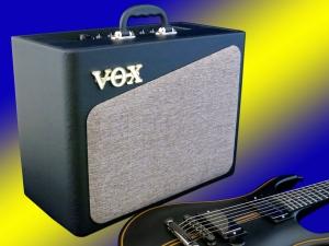 Vox AV15 – front angle 3