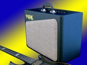 Vox AV15 – front angle 4