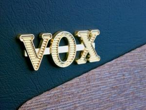 Vox AV15 – logo