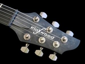 Flaxwood 57HM-H Master – headstock