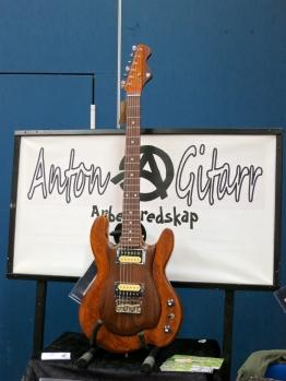 Fuzz 2016 – Anton Gitarr