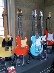 Fuzz 2016 – Barna Guitars