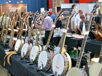 Fuzz 2016 – bluegrass instruments